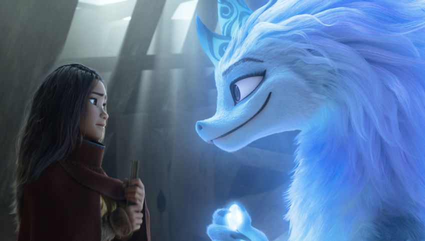 انیمیشن Raya And The Last Dragon
