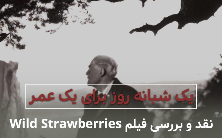 تحلیل و نقد فیلم Wild Strawberries؛ یک شبانه روز برای یک عمر
