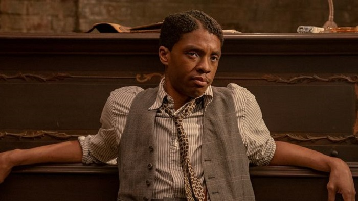 یادبود Chadwick Boseman: Portrait of an Artist