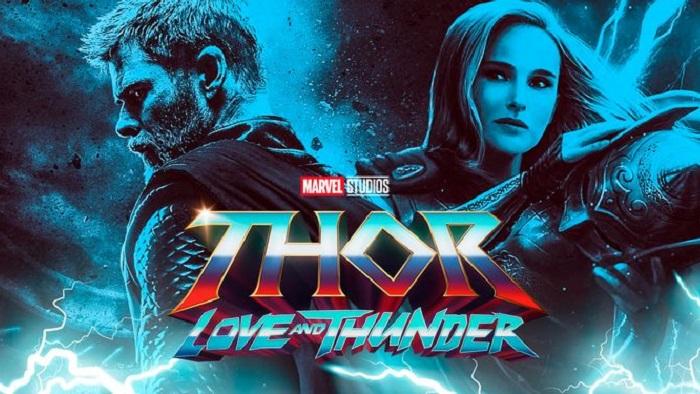 فیلم Thor in Love and Thunder