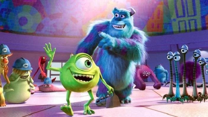 انیمیشن Monsters at Work