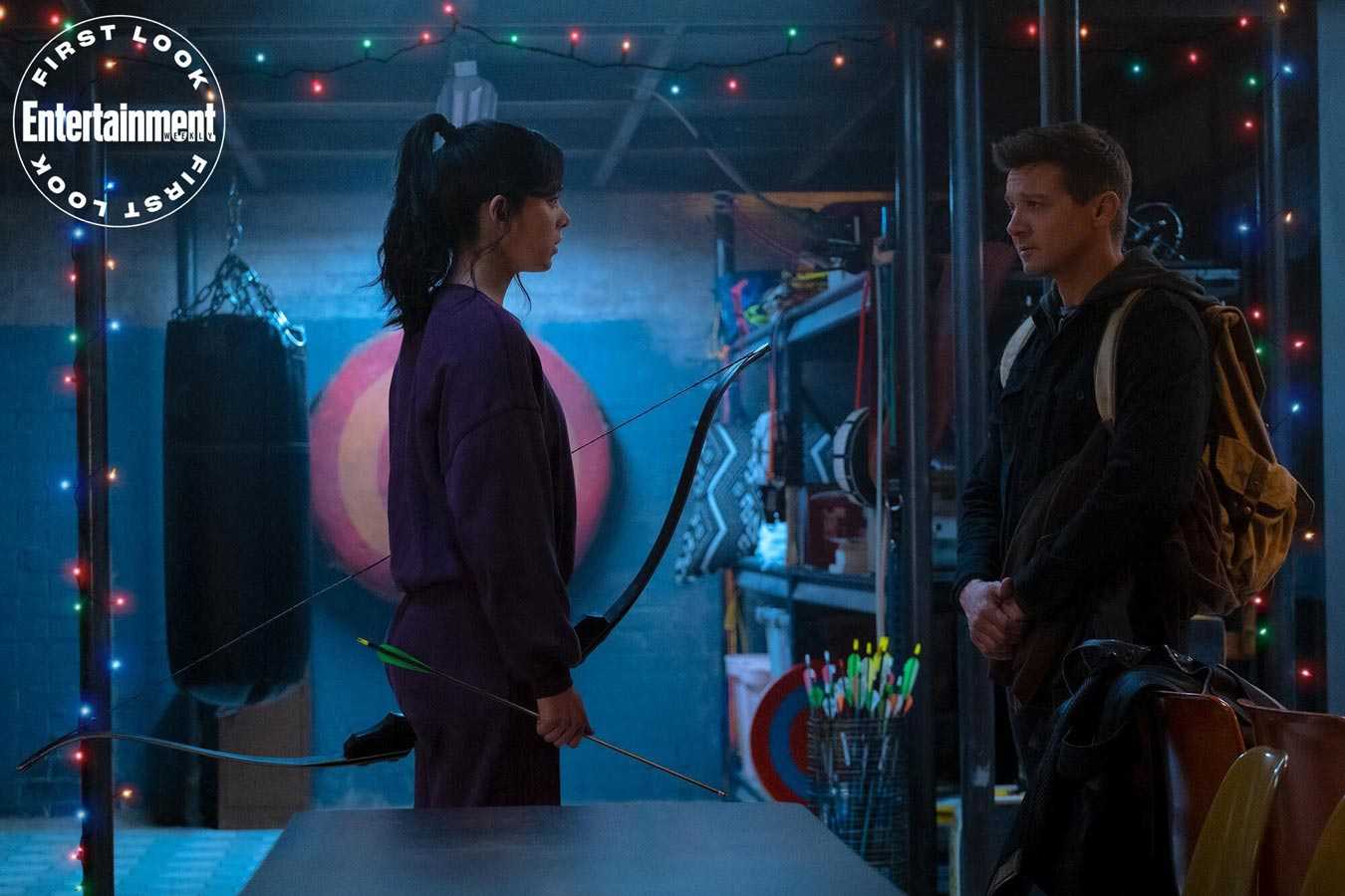 نخستین تصویر رسمی از سریال مورد انتظار و ابرقهرمانی هاکای