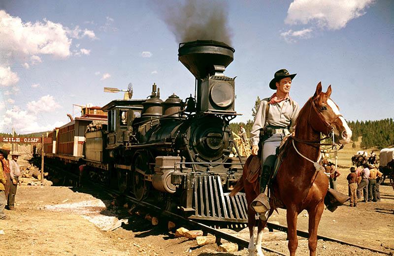 نمایی از فیلم جان فورد