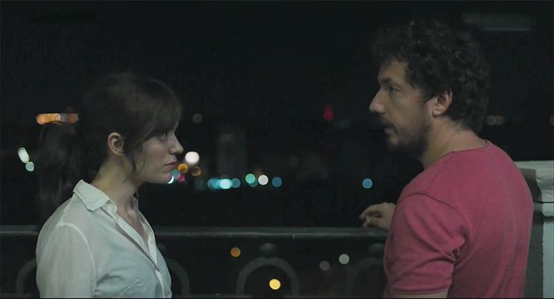 اوا و آعوس در اولین دیدار