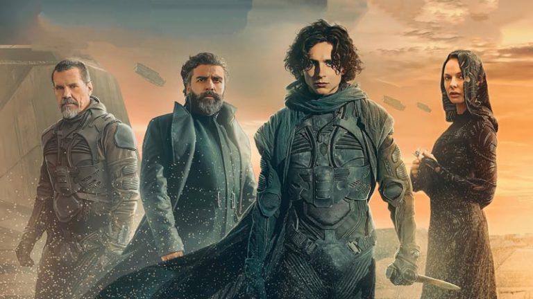 انتشار تریلر و 12 تصویر جدید از فیلم مورد انتظار Dune