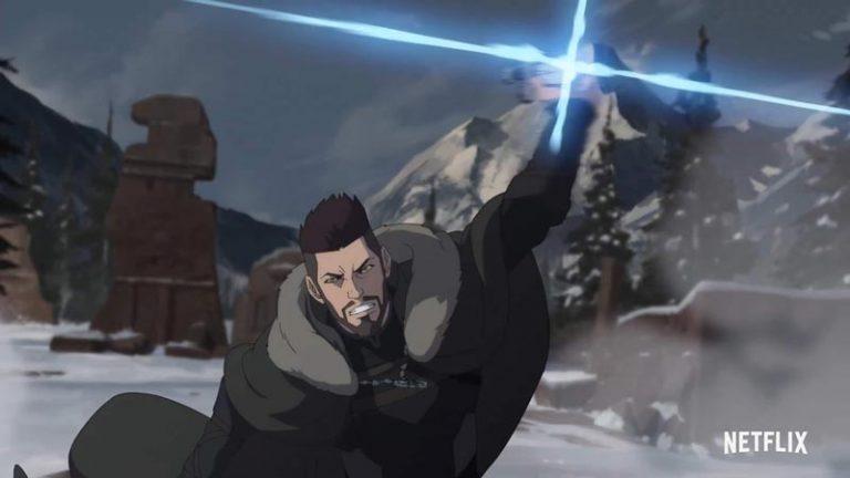 تیزر انیمیشن The Witcher: Nightmare of the Wolf منتشر شد