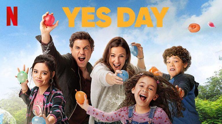 قرارداد جنیفر گارنر با نتفلیکس: قسمت دوم Yes Day در دست ساخت