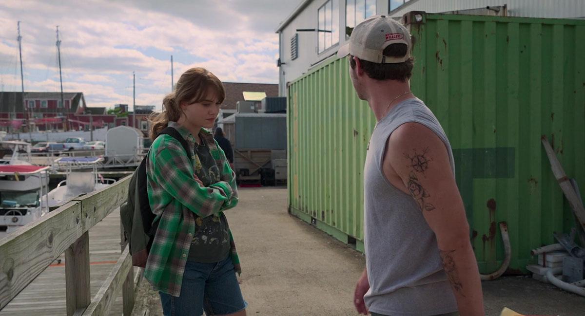 روبی و لئو در فیلم کودا