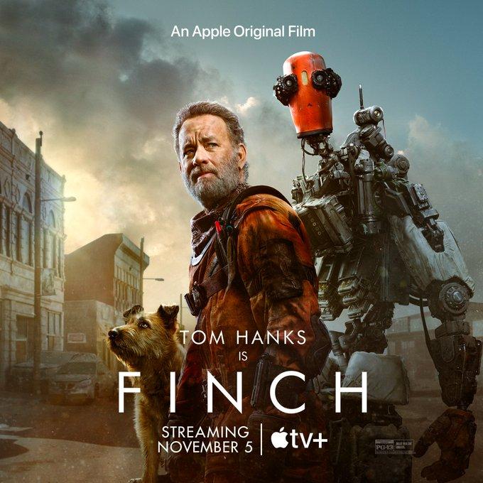 فیلم Finch