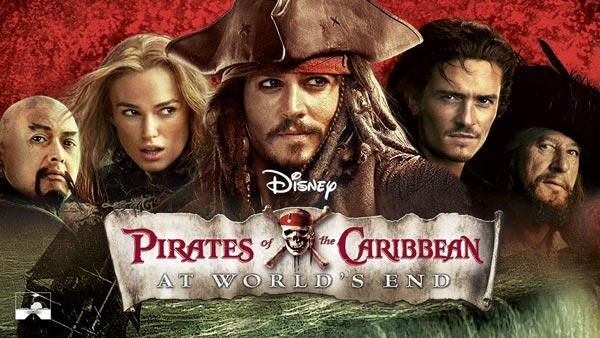 دزدان دریایی کارائیب: پایان جهان (Pirates of the Caribbean: At World's End)