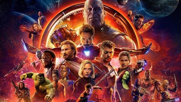 انتقامجویان: جنگ ابدیت (Avengers: Infinity War)