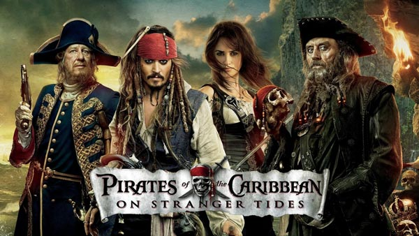 دزدان دریایی کارائیب: سوار بر امواج ناشناخته (Pirates of the Caribbean: On Stranger Tides)