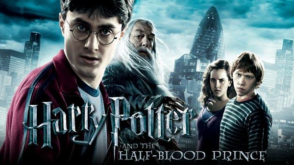 هری پاتر و شاهزاده دورگه (Harry Potter and the Half-Blood Prince)