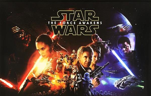 جنگ ستارگان: نیرو برمیخیزد (Star Wars: The Force Awakens)