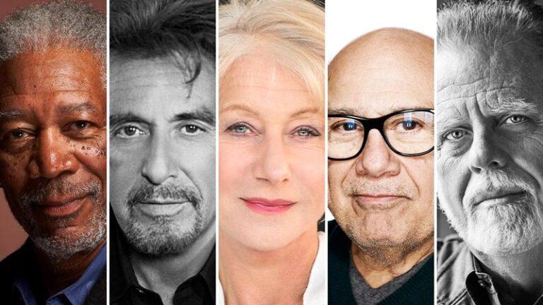 همبازی شدن آل پاچینو، مورگان فریمن و هلن میرن در فیلم Sniff