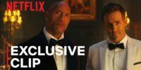 کلیپ جدید فیلم Red Notice با بازی جانسون، گدوت و رینولدز