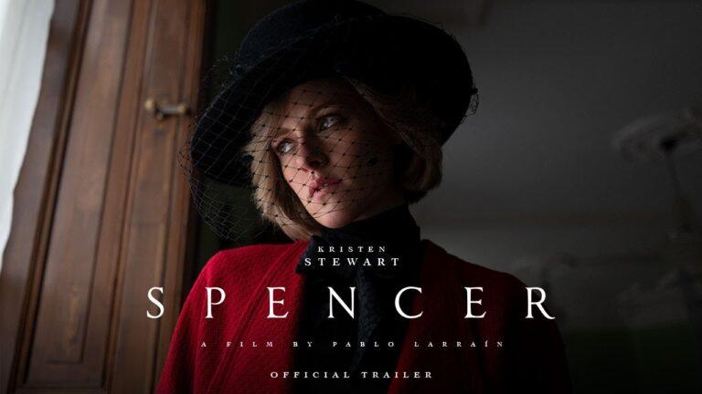 نخستین تریلر فیلم Spencer با بازی کریستن استوارت منتشر شد