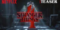 انتشار تیزر جدید فصل چهارم سریال Stranger Things