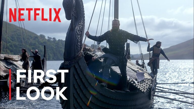 انتشار نخستین تیزر سریال Vikings: Valhalla