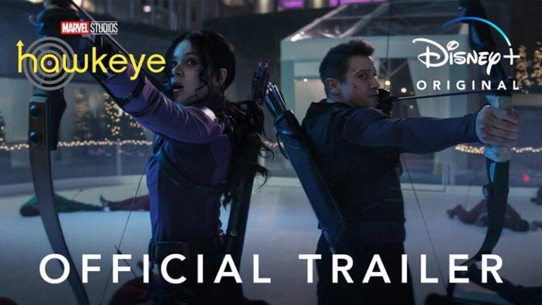 انتشار نخستین تریلر سریال ابرقهرمانی Hawkeye ساخته مارول