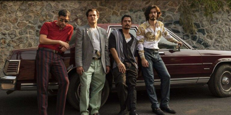 سریال Narcos: Mexico