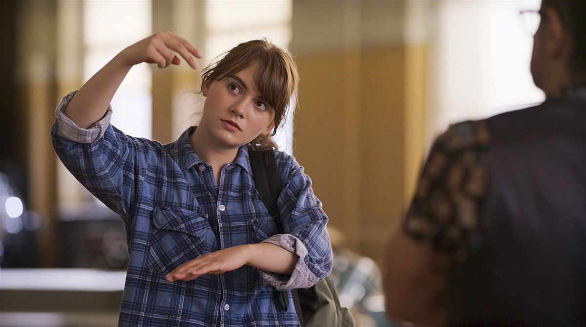 روبی در فیلم کودا