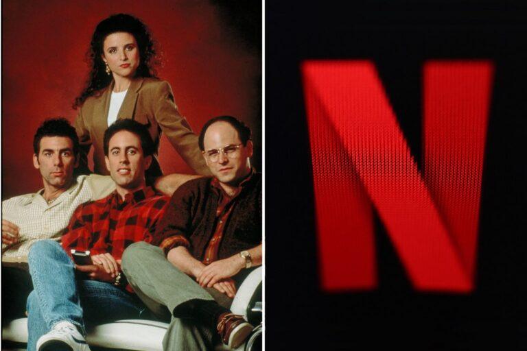 سریال Seinfeld