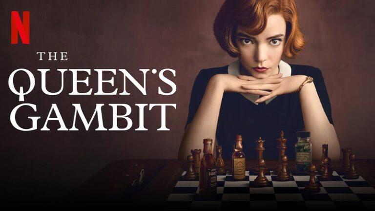 سریال گامبی وزیر (The Queen's Gambit)