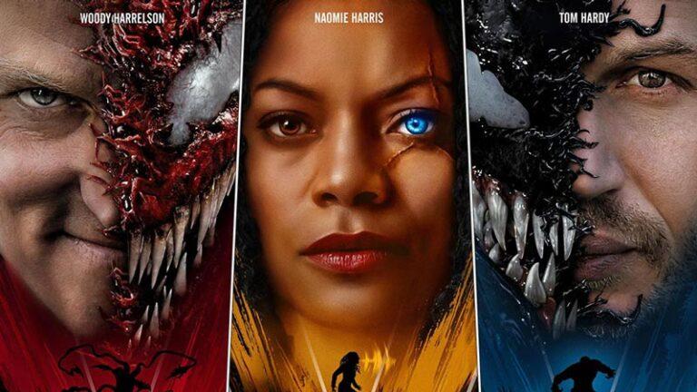 انتشار 4 پوستر جدید و جذاب از فیلم ابرقهرمانی Venom 2