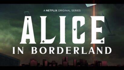 سریال Alice in Borderland