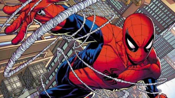 کمیک مرد عنکبوتی