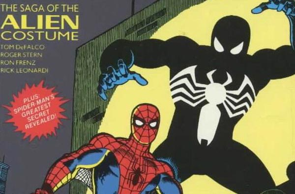 مرد عنکبوتی و ونوم