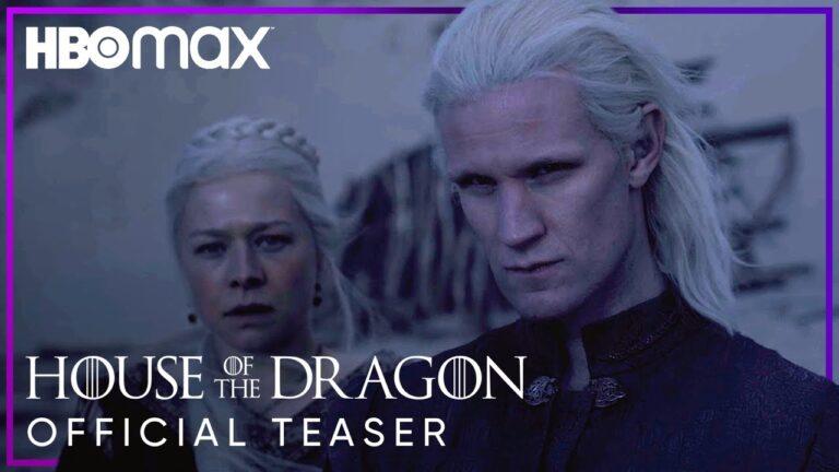 نخستین تیزر سریال House of The Dragon؛ اسپین آف Game Of Thrones