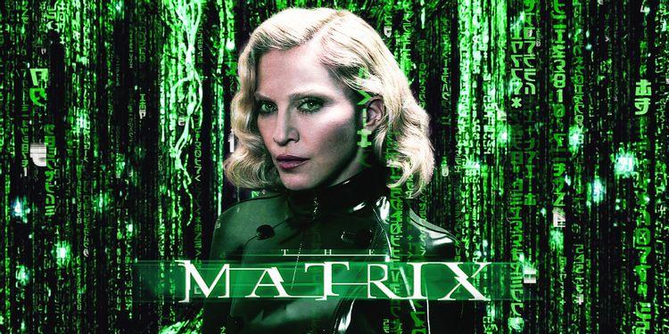 مدونا - فیلم The Matrix