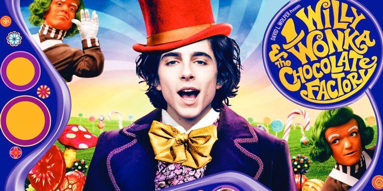 تیموتی شالامت - فیلم Wonka