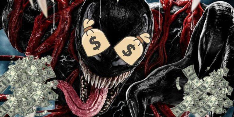شروع فوق العاده Venom: Let There Be Carnage در گیشه آمریکا!